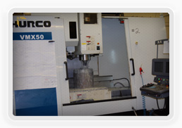 Hurco Machine Center